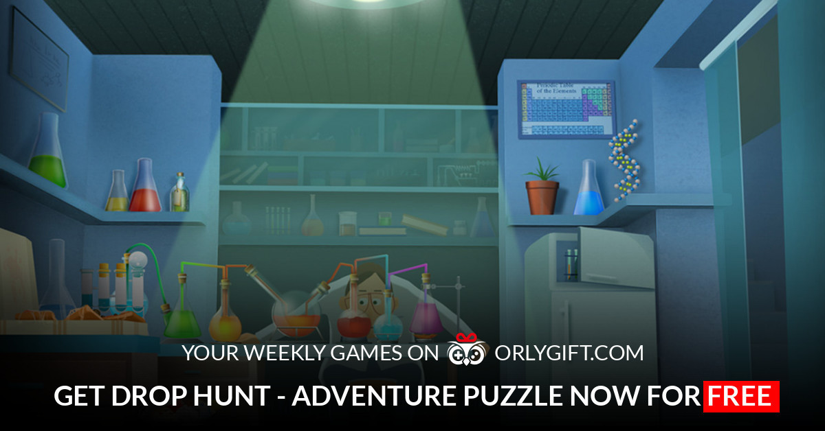 Orlygift Get Drop Hunt Adventure Puzzle Now For Free